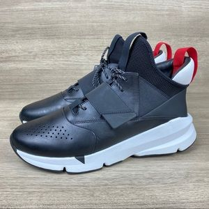Under Armour Forge 1 Mid USA Lifestyle Shoes Black